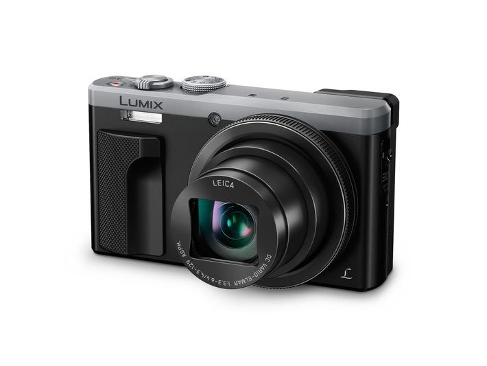 LUMIX DMC-TZ81 - High-End Travelzoom / Erfolgreiche TZ-Serie mit Leica 30x Zoom und Sucher jetzt inklusive 4K-Funktionen, Hybrid-Kontrast-AF und Touchscreen