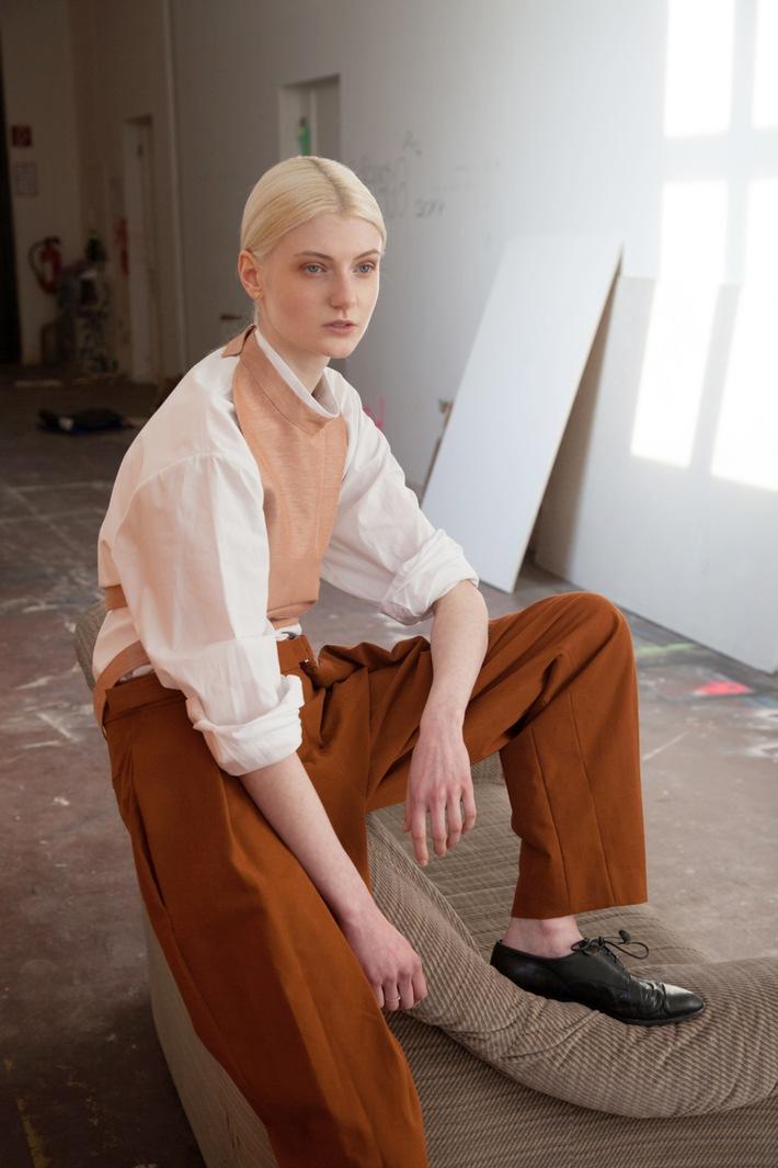 Catwalk 2016 / Unter dem Titel LOOK UP findet am 6. April im Bayerischen Nationalmuseum die Modenschau des Fachbereichs Modedesign der Mediadesign Hochschule statt