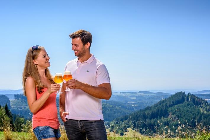 Die BierWeltRegion zu Gast bei der bayerischen Landesausstellung - BILD