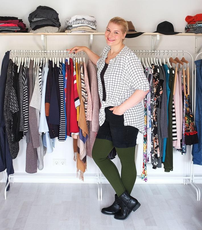 """Mode-Bloggerin und Lipödem-Patientin Caroline Sprott: """"Mode sollte uns nicht einschränken, sondern Freiheiten schenken!"""""""