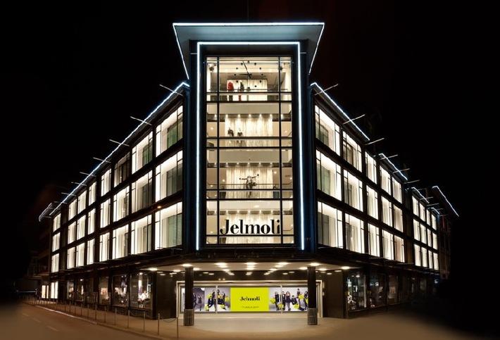 Neueröffnung - Jelmoli setzt neues Glanzlicht an der Bahnhofstrasse