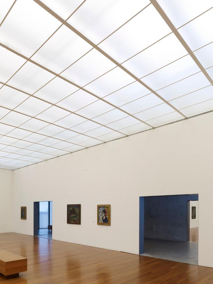 Daylight Award pour le Musée Kirchner de Davos / Le prix d'architecture le mieux doté de Suisse de la Fondation Velux attribué à Gigon/Guyer