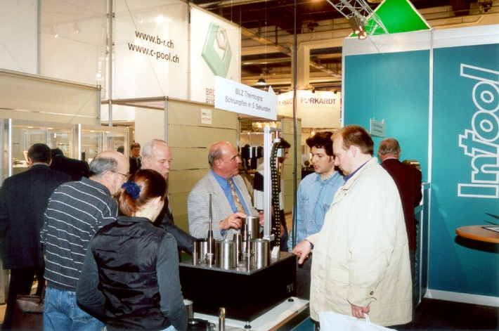 "PRODEX 2002 - die ""Production Exhibition"" in Basel"