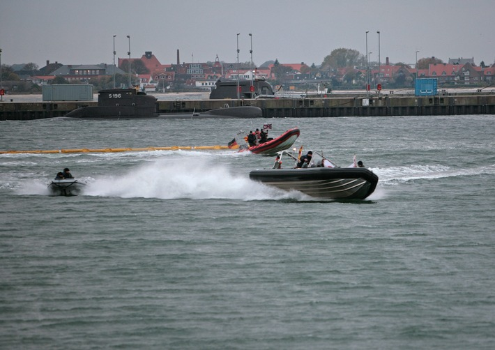 Deutsche Marine - Pressemeldung: Startschuss für größtes Marinemanöver in der Ostsee