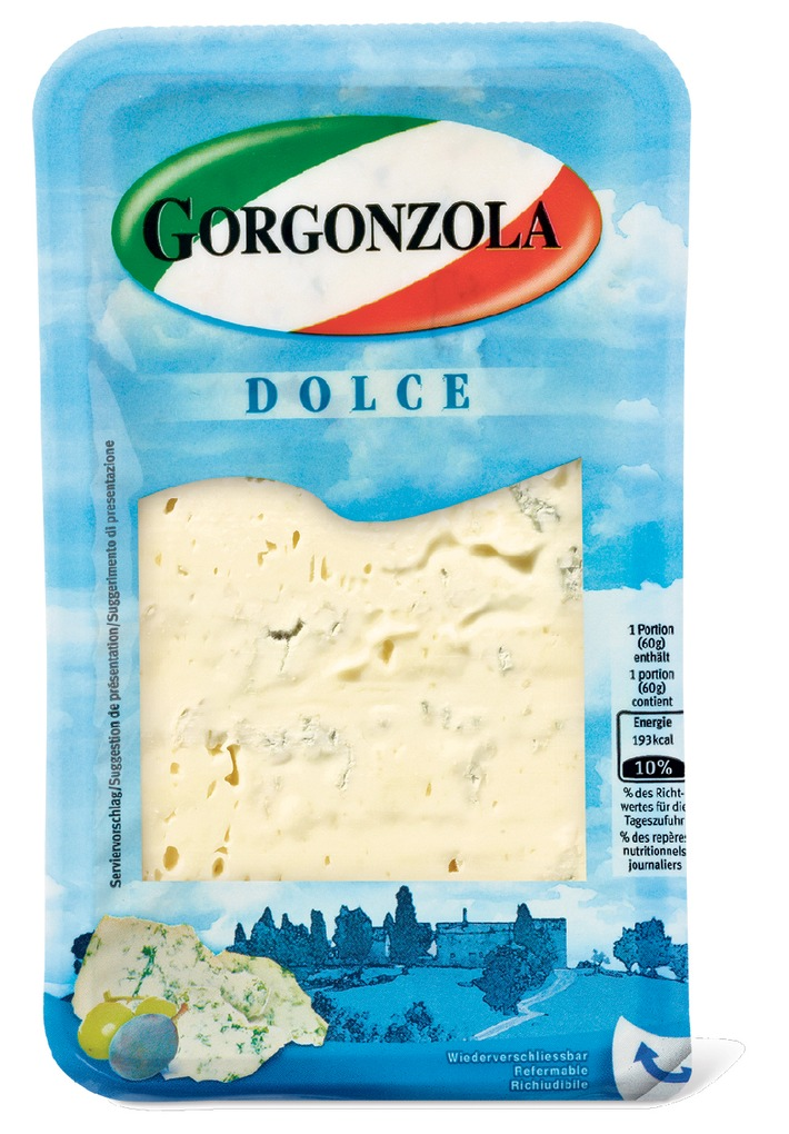 Rapell - Migros rappelle le Gorgonzola Dolce