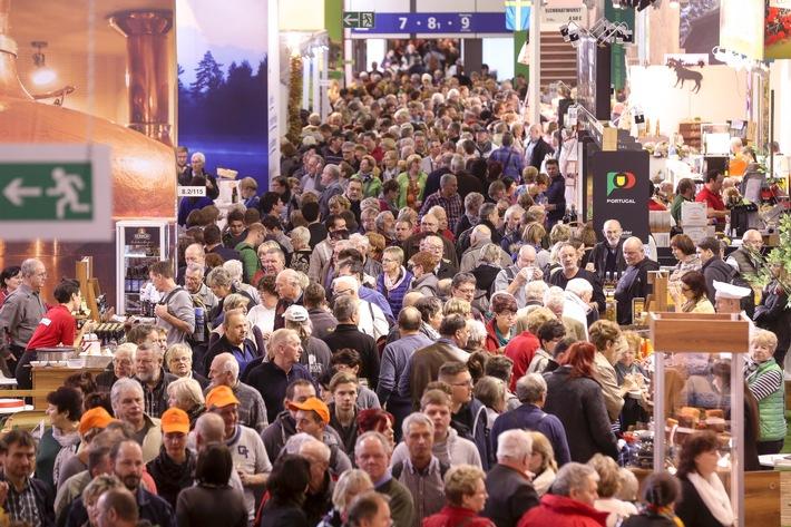 Abschlu�bericht Grüne Woche 2016: Leitmesse der Agrarwirtschaft bilanziert erfolgreiche Geburtstagsausgabe
