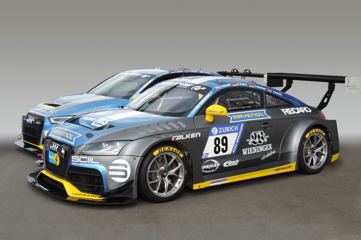 Recaro Automotive Seating startet beim 24h-Rennen auf dem Nürburgring