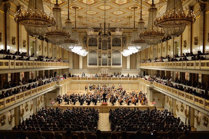 Brücken bauen - mit Musik / Im Rahmen des Petersburger Dialoges präsentiert Schüco eine Konzertreihe der Russisch-Deutschen MusikAkademie