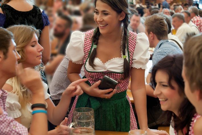 Oktoberfest war Vectron-Fest: Auch 2011 setzt die Wiesn auf Vectron-Kassen / Beim größten Volksfest der Welt muss die Technik im Hintergrund kompromisslos zuverlässig sein