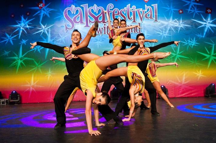 SALSAfestival Switzerland 2013 (BILD)