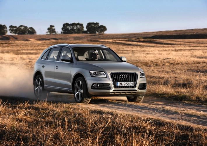 Audi schreibt Absatz-Bestwert im August