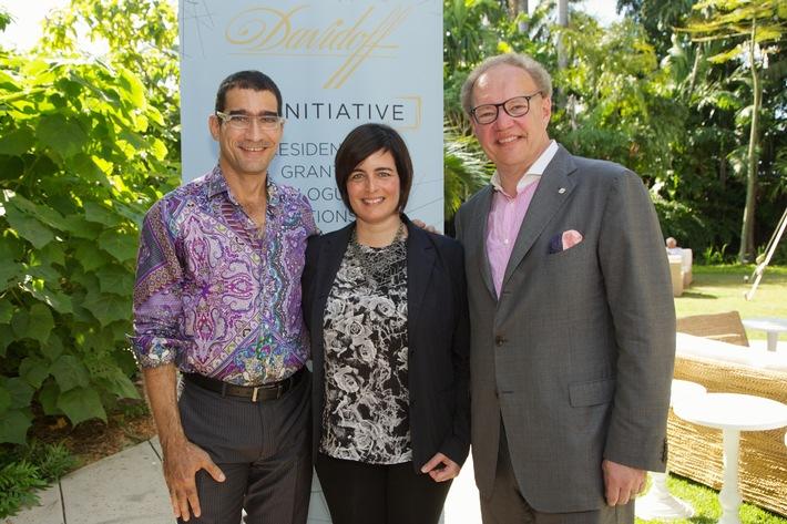 Davidoff, Associate Partner d'Art Basel, Annonce Trois Étapes Importantes pour la Davidoff Art Initiative