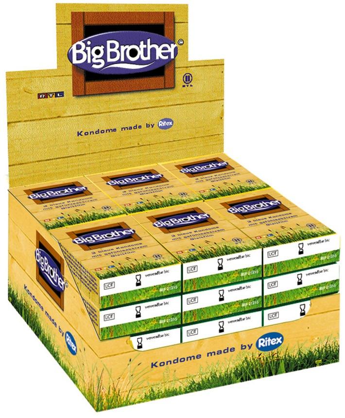Big Brother Kondome made by Ritex