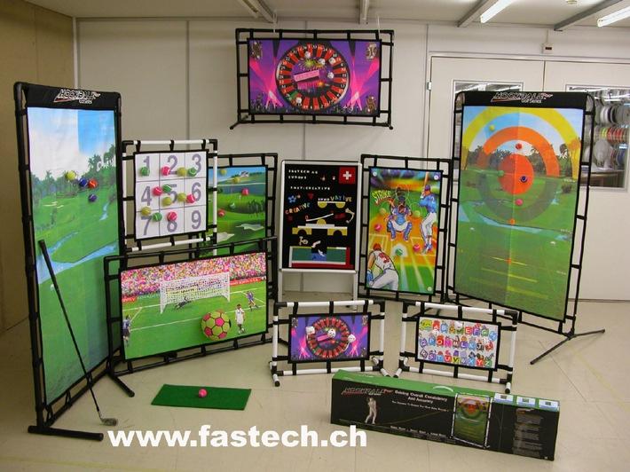 Innovative Klettspiele von FASTECH®