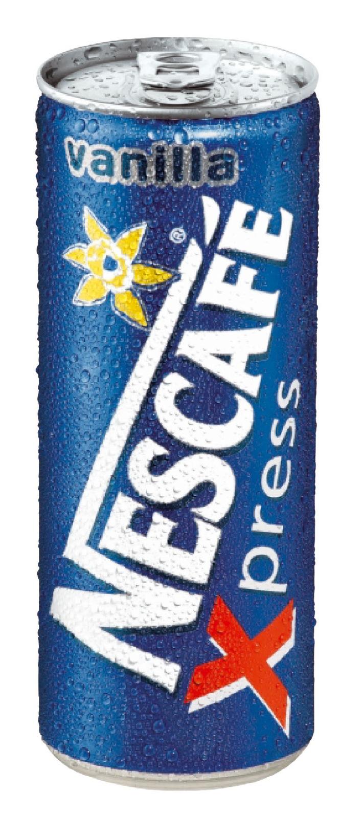 En vente dès maintenant: NESCAFÉ Xpress, la saveur du café glacé pour la route