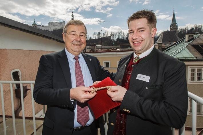 Hapimag fête l'ouverture de la résidence de Salzbourg