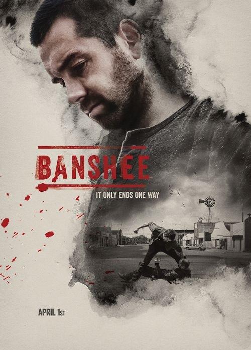 """Sky On Demand präsentiert die vierte und finale Staffel von """"Banshee - Small Town. Big Secrets."""""""