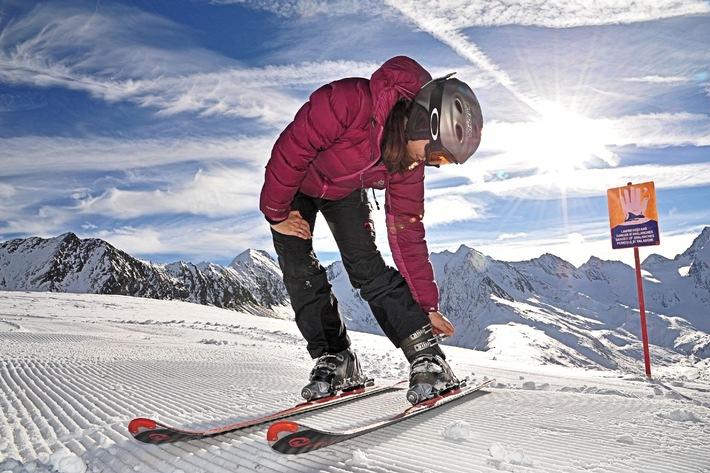 Obergurgl-Hochgurgl startet mit Neuschnee in den Winter - BILD