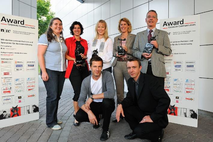 Award Corporate Communications® 2009: Une communication intégrée des plus convaincantes