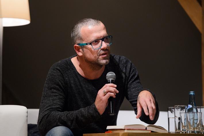 Aichner und Raab mordeten bei der achensee.literatour 2015 - BILD