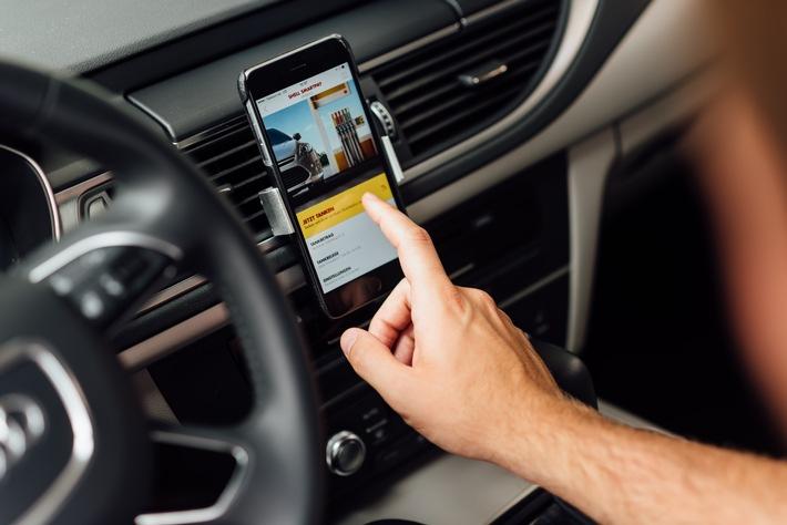 Shell SmartPay startet in Deutschland: Shell und PayPal bieten mobiles bezahlen mit Smartphone an der Zapfsäule an
