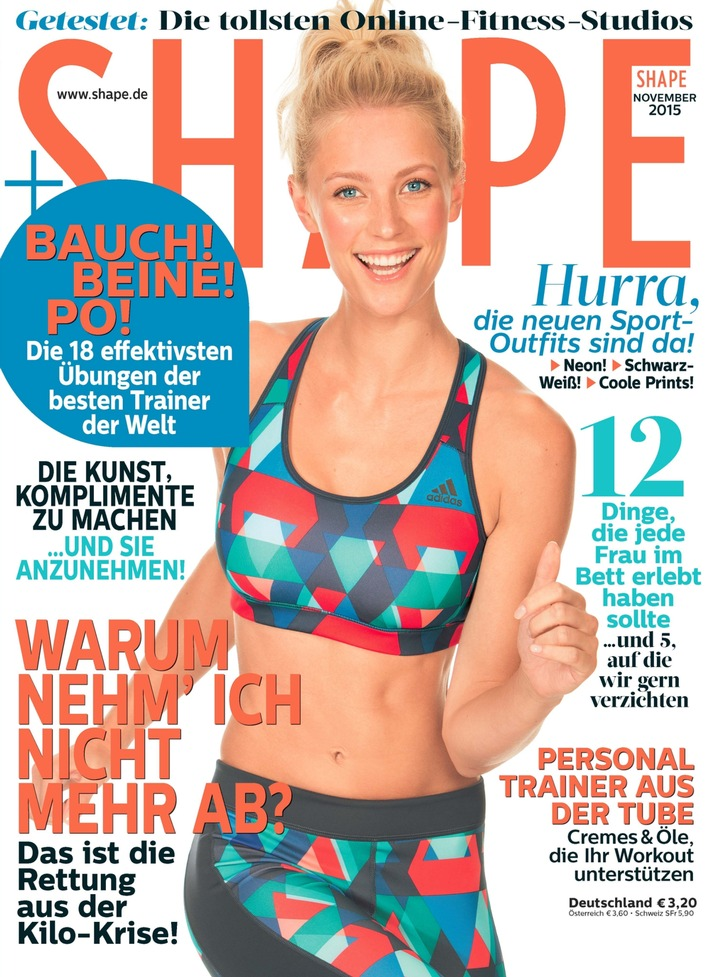 """Shape macht fit: Abnehmen im Schlaf Dank """"Mindslimming"""""""