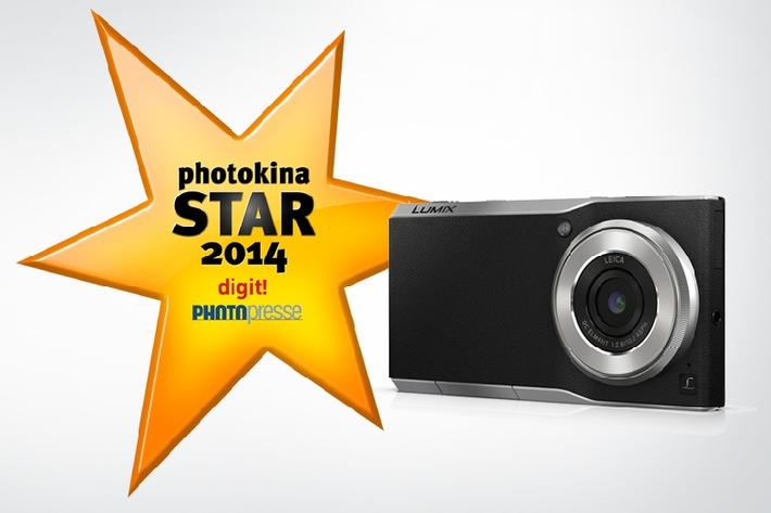 """LUMIX CM1 ist Star der Photokina 2014 / """"Überzeugende Mischung aus fotografischer Qualität und Mobilität"""" macht LUMIX Smart Camera zum Photokina Star 2014"""