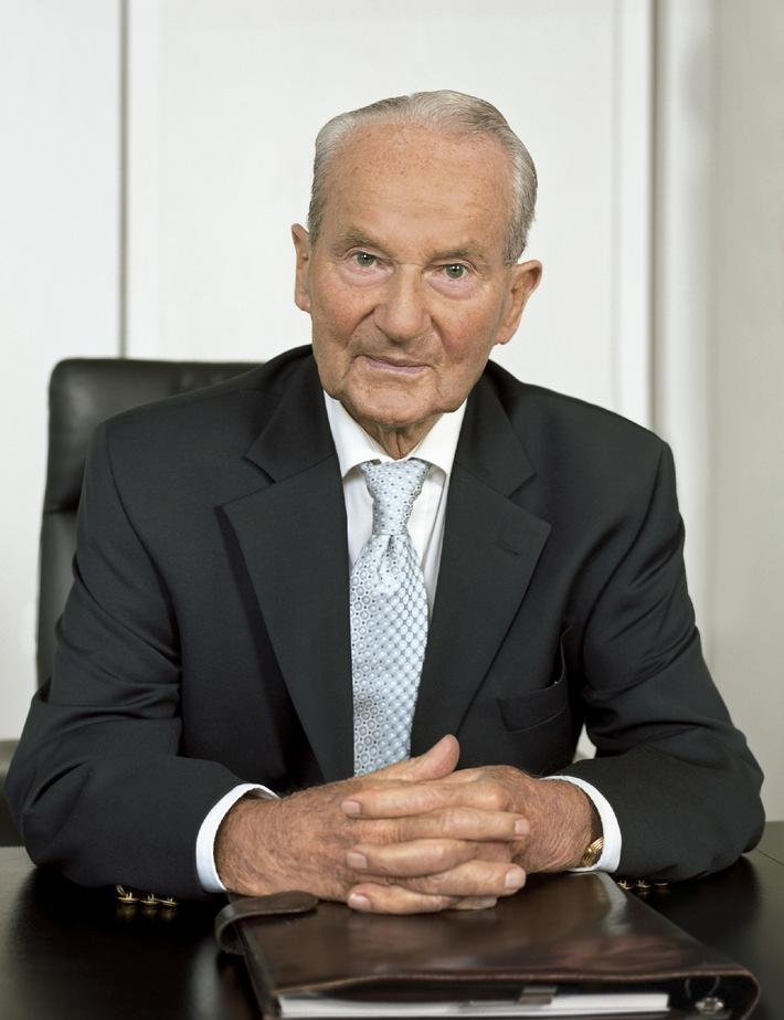 Bertelsmann trauert um Reinhard Mohn