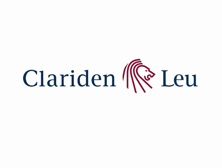 Clariden Leu unveils its brand