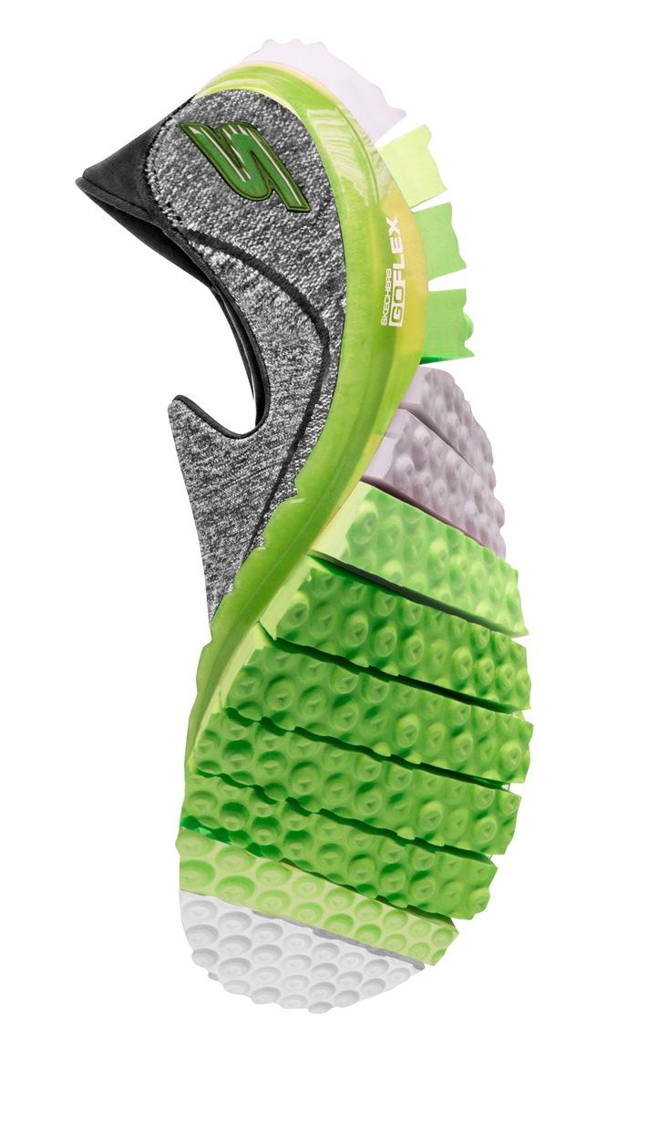 SKECHERS GO FLEX Walk - Der Schuh, der sich mit dir bewegt