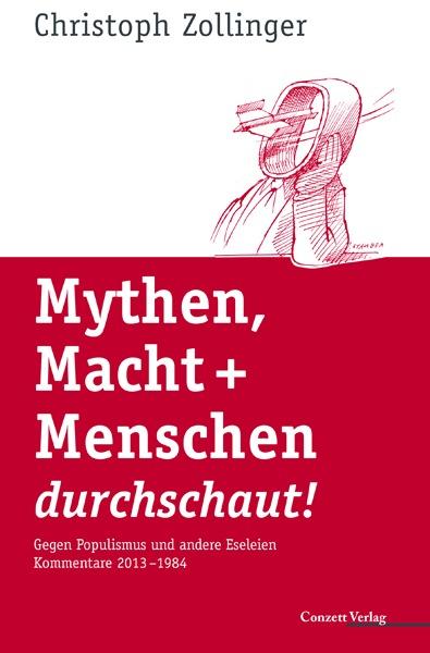 """""""Mythen, Macht + Menschen durchschaut!"""" Reshaping of Switzerland (Bild)"""