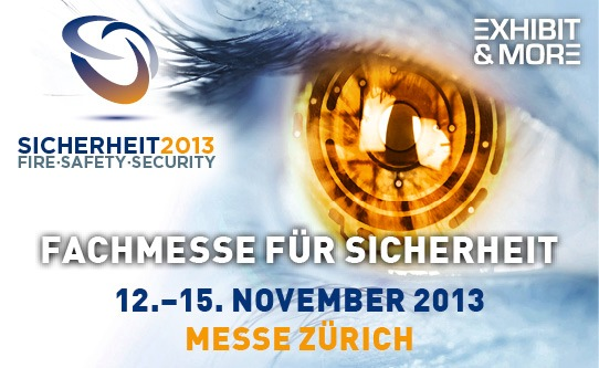 SICHERHEIT 2013 mit Fachkongress und Sonderschau (BILD)
