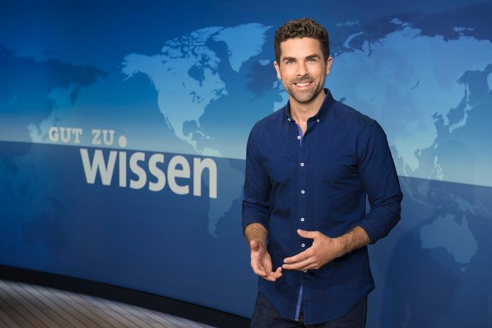 """""""Gut zu wissen"""": die neue NDR-Wissenschaftsrubrik auf tagesschau24 mit Tim Berendonk / Nachrichten aus Wissenschaft und Forschung ab 11. Oktober"""