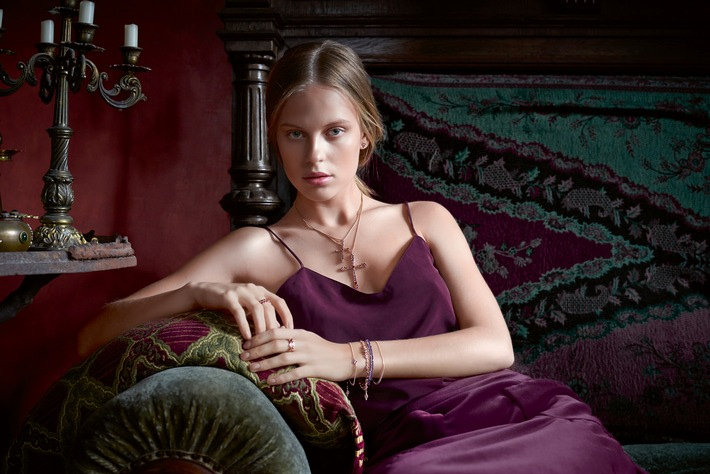 Product announcement: THOMAS SABO shines with Royalty Range from Autumn/Winter 2017