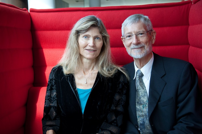 MED-EL Founders Ingeborg Hochmair, PhD, and Professor Erwin Hochmair Awarded 2015 Russ Prize from the National Academy of Engineering (PHOTO)