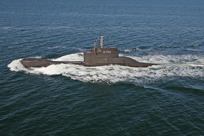 Deutsche Marine - Pressemeldung: Kommandowechsel beim  1. Ubootgeschwader in Eckernförde