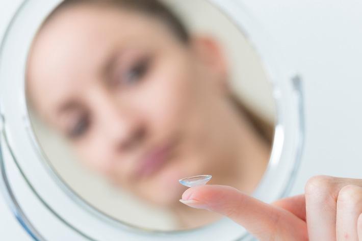 Sauber und sicher: 5 Tipps für Kontaktlinsenträger