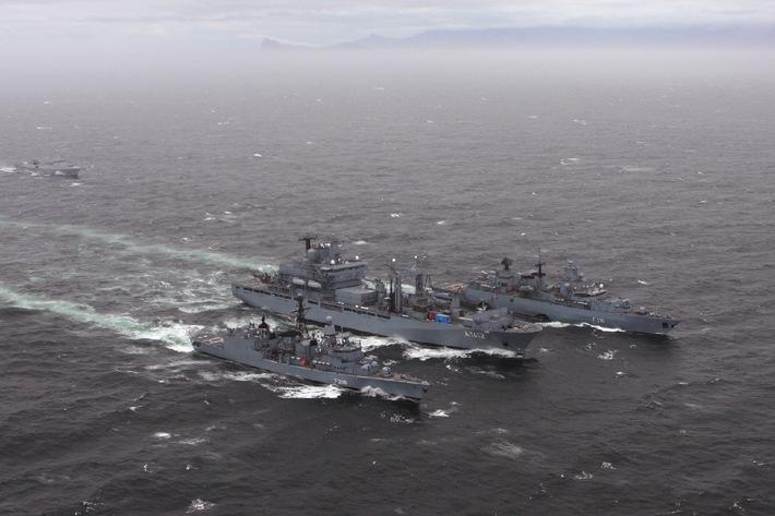 Marine - Bilder der Woche: Spannende Tage am Kap der Guten Hoffnung