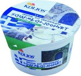 Globus retire de l'assortiment le yaourt  KOLIOS au lait de brebis