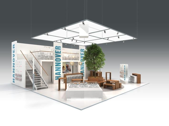 Hannover - erstklassiger Wirtschaftsstandort mit Zukunft (mit Bild) / Hannover präsentiert sich auf der Expo Real in München als starker Standort mit neuen Zukunftsstrategien