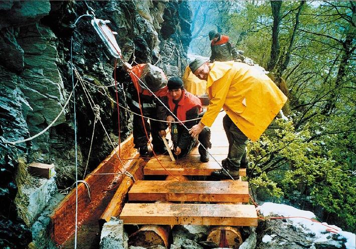 Solidarität mit der Bergbevölkerung