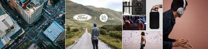 Ford und Harman sorgen mit dem B&O PLAY® Sound-System für ein völlig neues Hör-Erlebnis beim Autofahren