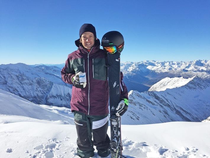 Freeride-Skifahrer Felix Wiemers rockt ab sofort die Piste mit Basentabs