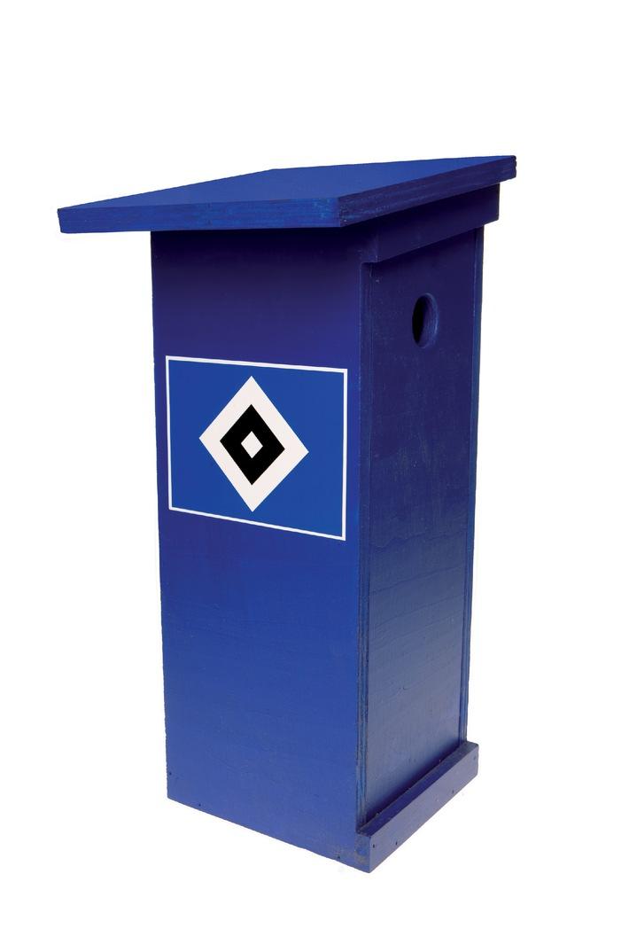 Ein HSV-Hochhaus für den Spatz (mit Bild)