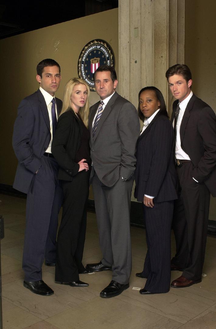 Tele 5 schickt erfolgreiches FBI-Team auf Spurensuche 'Without a Trace - Spurlos verschwunden'  Ab 04. September 2008 immer donnerstags, nach dem ersten Spielfilm