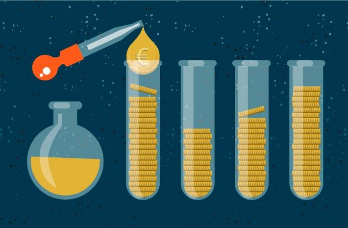 Ausgaben für Forschung & Entwicklung in der EU weiterhin bei knapp über 2% des BIP