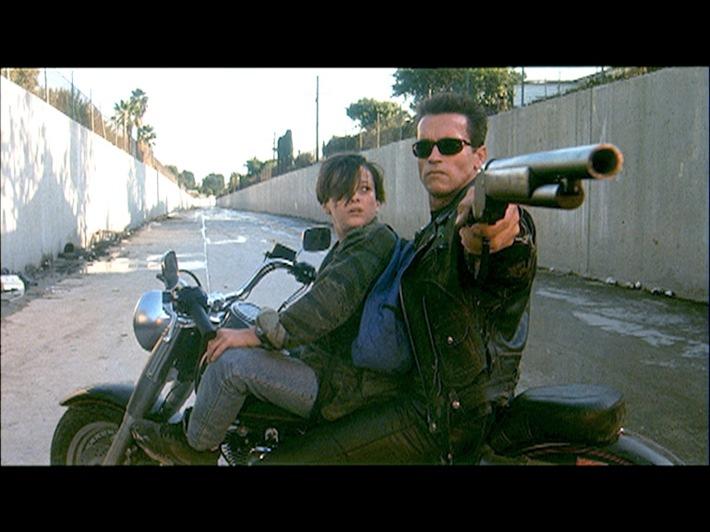 Der Terminator ist zurück - bei RTL II