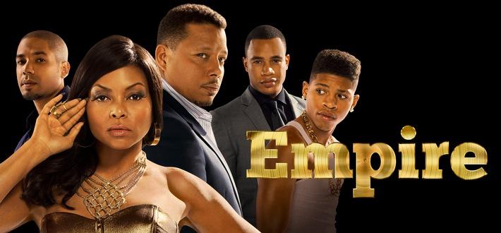 """Alicia Keys, Pitbull und Timbaland zu Gast auf ProSieben: Die US-Rekord-Serie """"Empire"""" geht ab 4. April in die zweite Runde"""