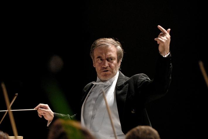 Migros-Pour-cent-culturel-Classics: tournée VI de la saison 2013/2014 / Gergiev et Matsuev - deux géants de la musique russe
