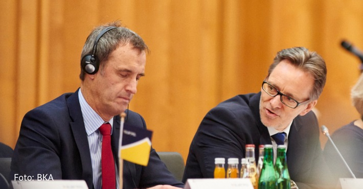 BKA: Terrorismusbekämpfung in Europa - Treffen der Polizeichefs der EU-Mitgliedsstaaten in Berlin